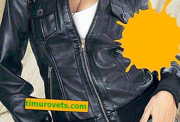 Как да премахнете мазно петно от яке
