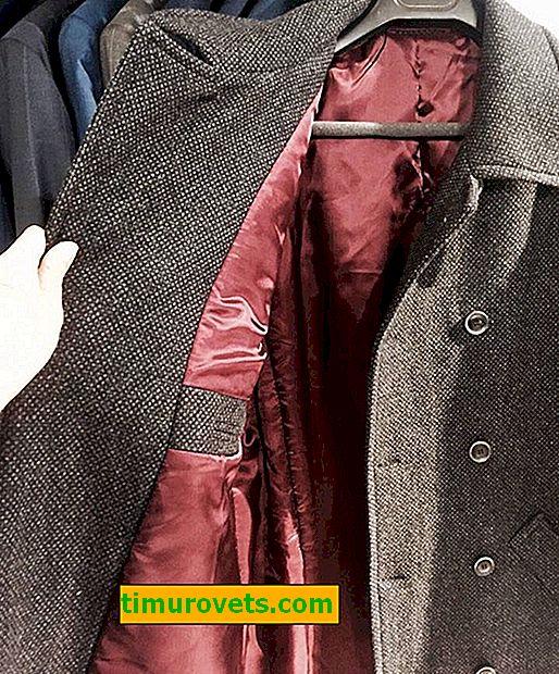 Cómo aislar un abrigo
