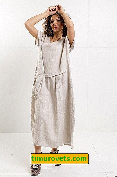 Lanene haljinice - što učiniti