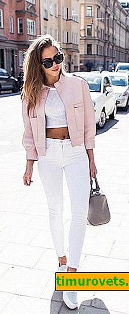 What to wear with a pink jacket