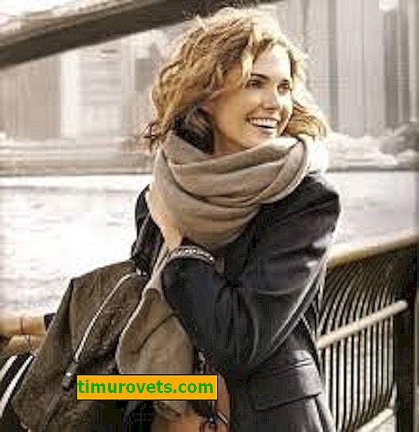 ¿Cuáles son los diferentes tipos de bufandas?
