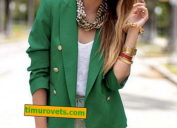 Quoi porter avec une veste verte