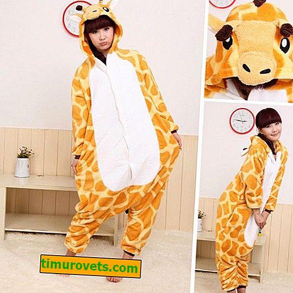 Quel est le nom de pyjama animal