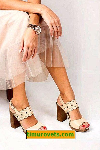 Как да изберем сандали, подходящи за всеки външен вид?