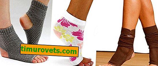 Vingerloze sokken: voor wie, waarom?