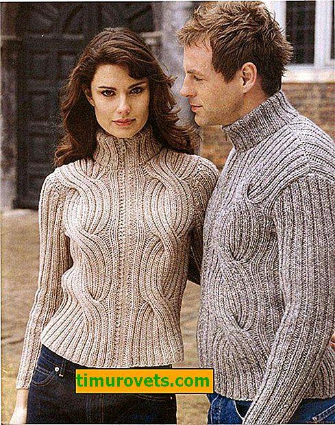 Arten von Pullovern