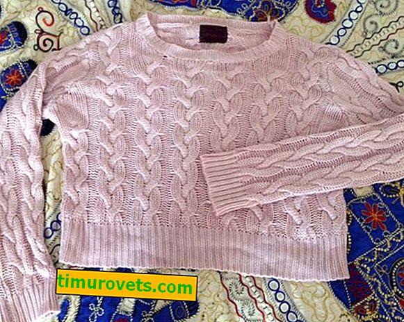 Jak protáhnout svetr