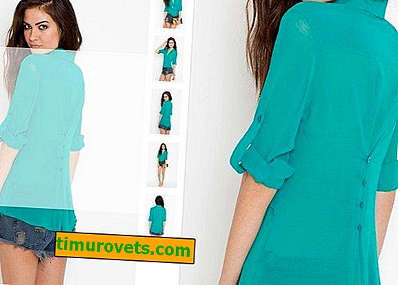 Cómo reducir el tamaño de la blusa