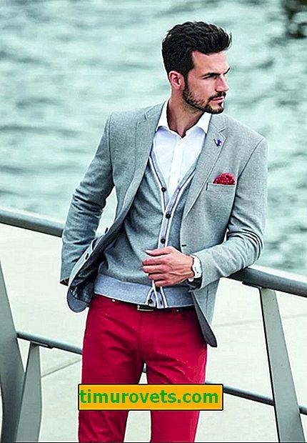 Дрес-код Smart casual (офис) за мъже