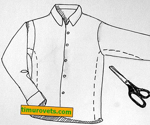Como hacer una camisa