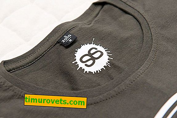 T-shirt verwerking