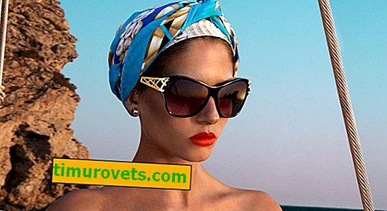 Foulard et écharpe de plage: comment choisir?