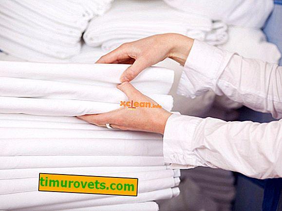 Comment blanchir un t-shirt blanc à la maison