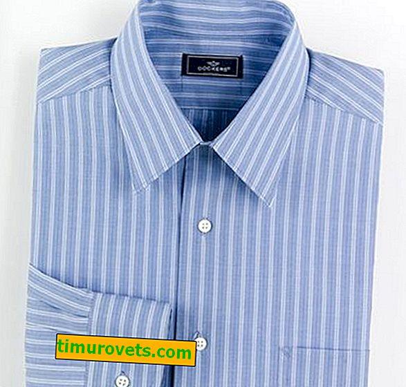 Hvordan brette en skjorte