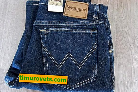Hur man fäller jeans