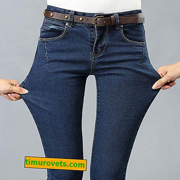 Wie man die Qualität von Jeans bestimmt