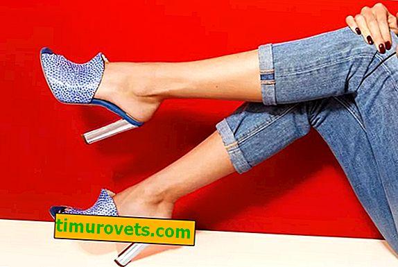 Мюлето е отново в тенденция!  Как да носите обувки без токчета