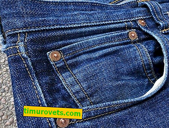 Hvad er en lille lomme til jeans til?