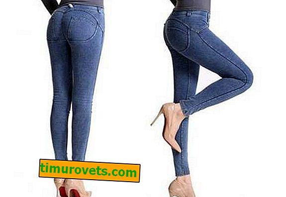 Arten von Jeans