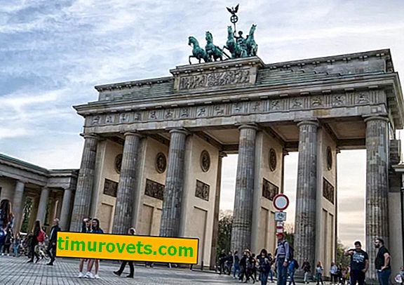 Shopping in Germania