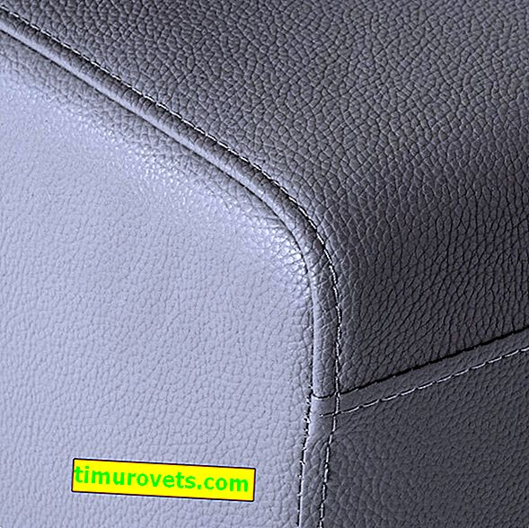 How to wash eco leather