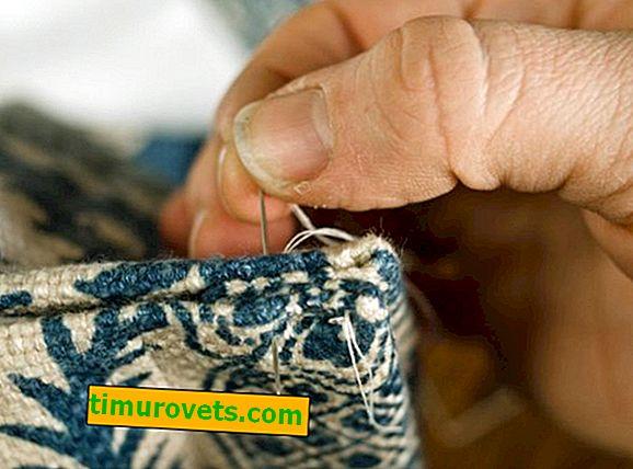 Comment coudre un ruban de rideau à un rideau