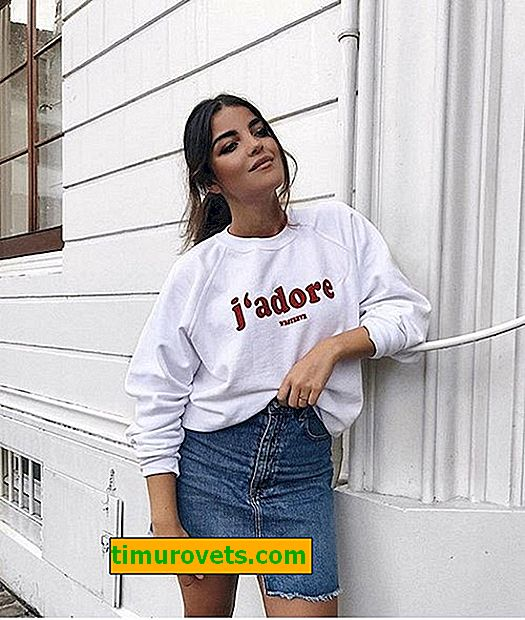 Hvilken sweatshirt du skal have i efteråret 2019