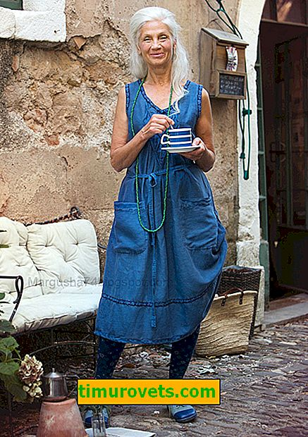 Boho style features for women over 50