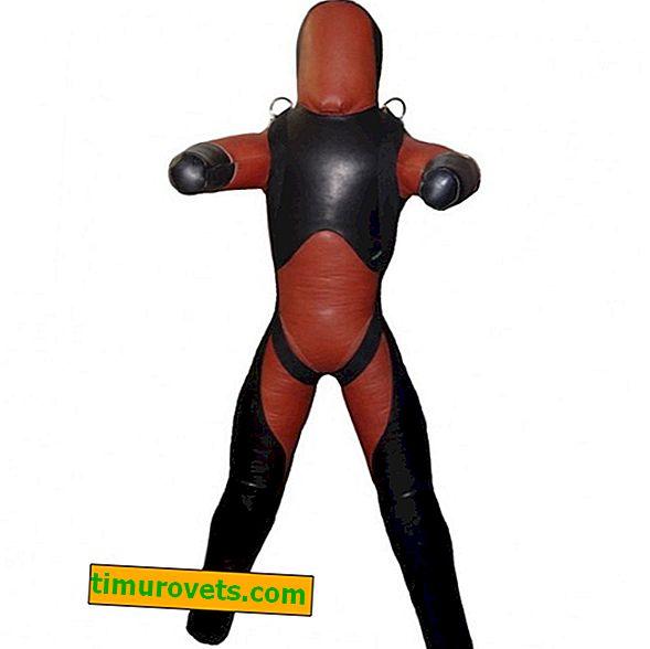 Comment faire un mannequin pour sambo