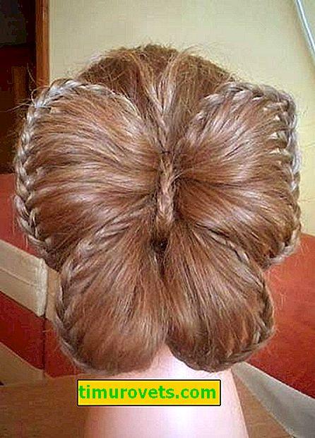 Kako napraviti frizuru za manekenku