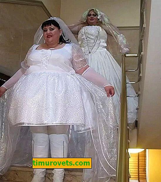 Les robes de mariée ridicules dont tout le monde se moquait