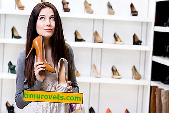 Why can't you buy shoes in the morning: superstition or science?