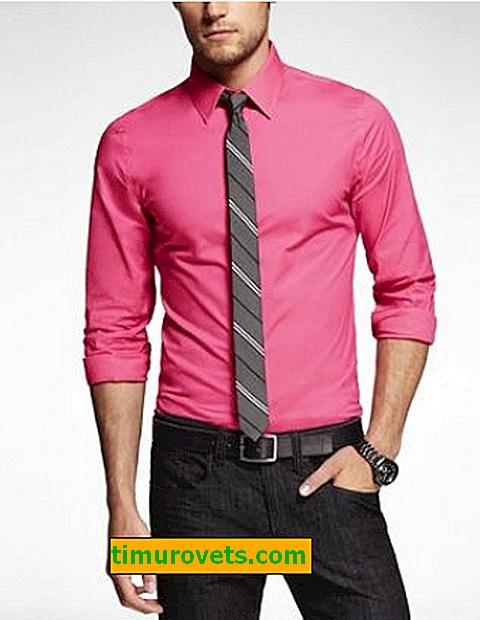 Hvordan bruker menn sofistikerte farger?