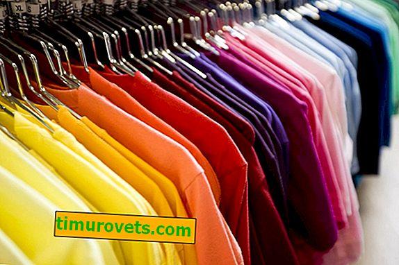 Ako Ázijci priťahujú šťastie výberom farby oblečenia pre každý deň v týždni