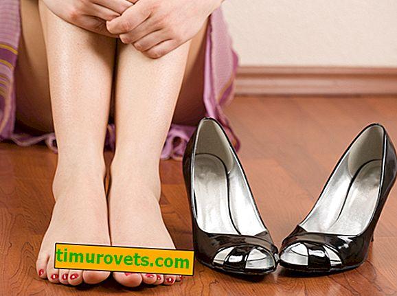 Как да носите боси обувки, за да не търкат