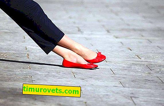 Могат ли балетните обувки да навредят на краката?