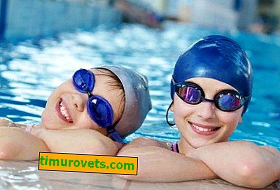 Hvilke børns svømmebriller er bedre?