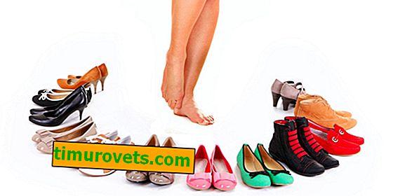 По цял ден на крака - кои обувки да изберете