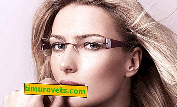 Какво представляват полимерните лещи за очилата?