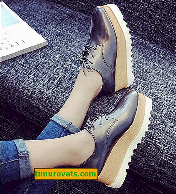 Kalın tabanlı ayakkabılar ne denir?
