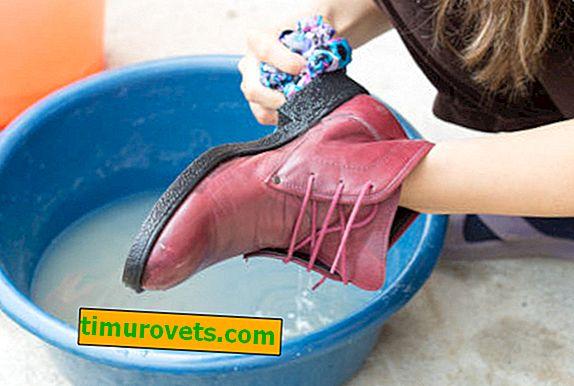 Какво е полезно да направите, преди да изпратите зимни обувки за съхранение