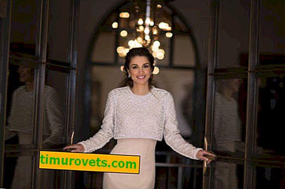 Luksuzna žena - 48-godišnja kraljica Jordana Rania