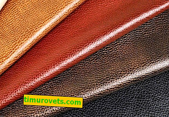 Types of leather for shoes