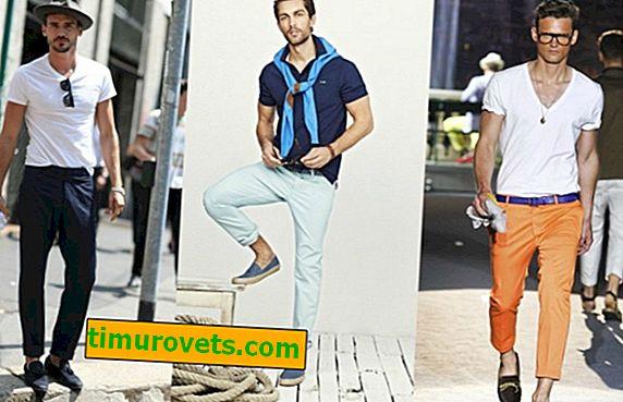 Comment porter des mocassins pour hommes?