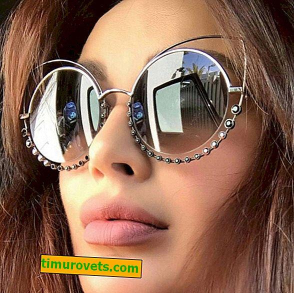 Montures de lunettes de mode pour femmes 2019