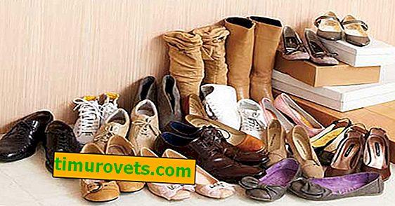 Как да се отървете от старите обувки според суеверия и знаци