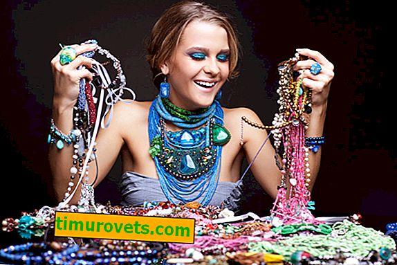 ¿Por qué las joyas se almacenan mejor en un ataúd?