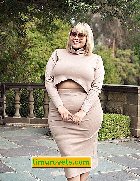 Koju odjeću žene koje bi trebale izbjegavati prekomjernu težinu?