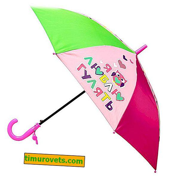 Защо на детските чадъри свирка