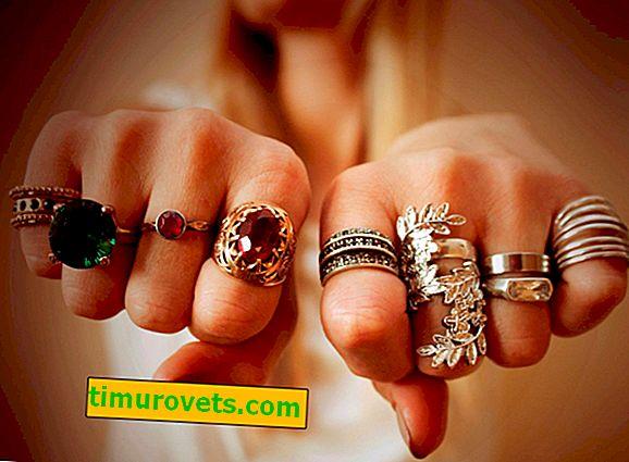 Što je nakit disharmonično zajedno